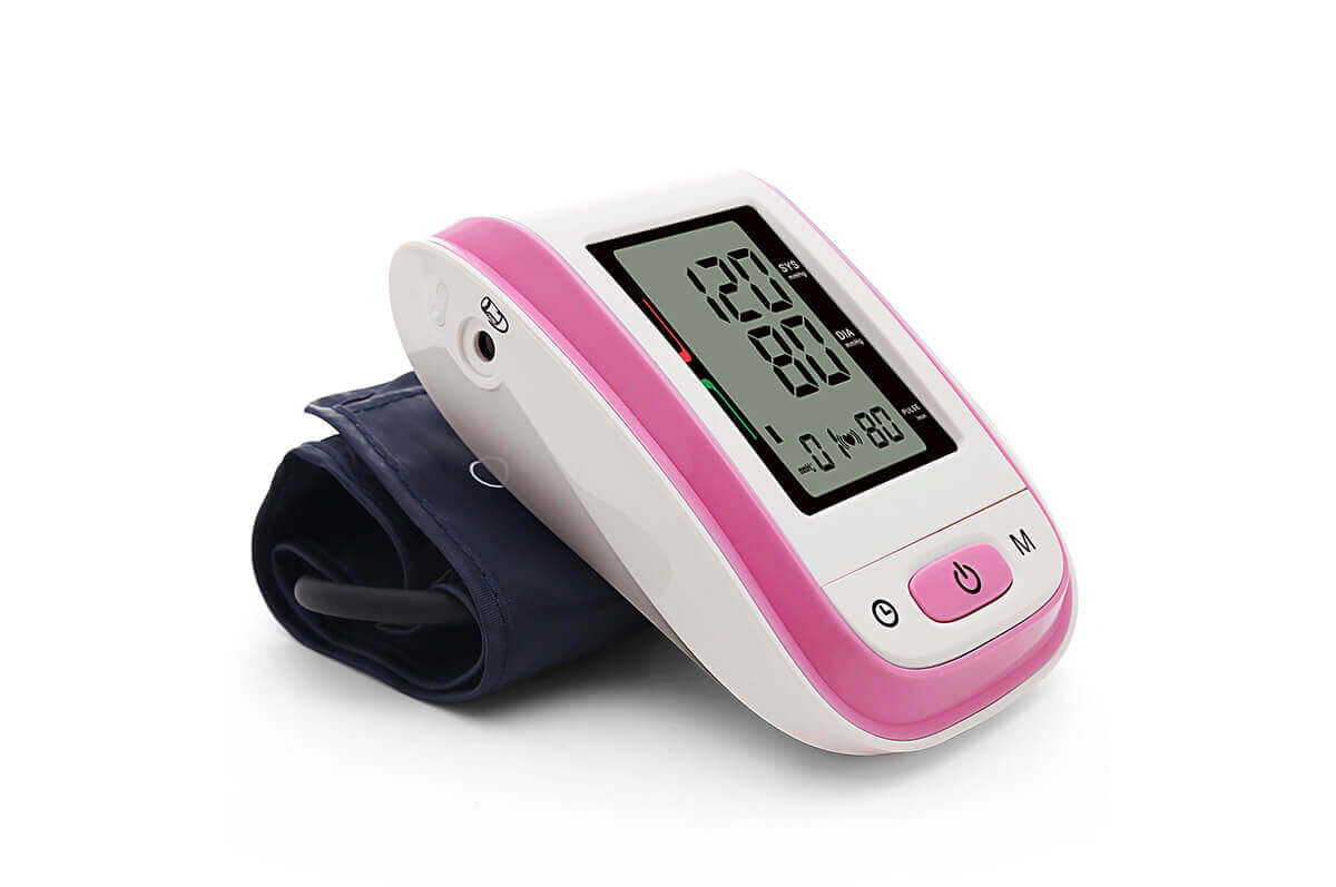 Arm Blood Pressure Monitor 1