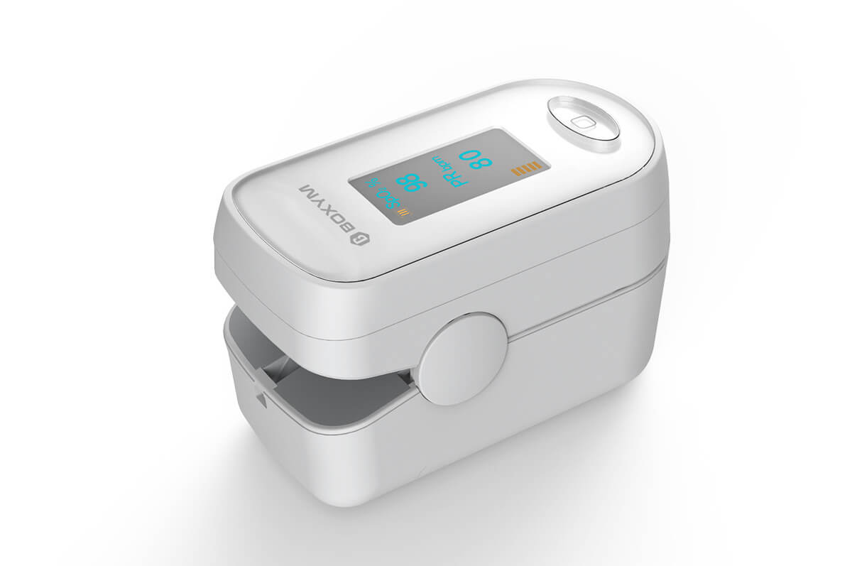 Fingertip Pulse Oximeter C1-3