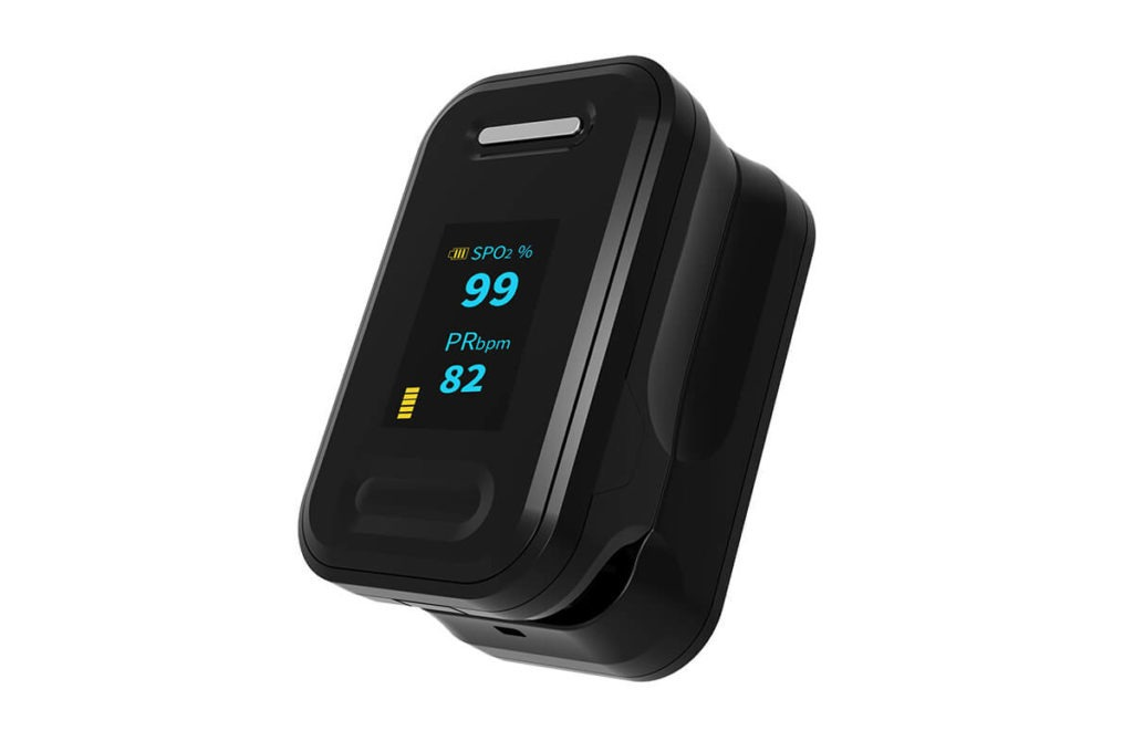 Fingertip Pulse Oximeter B-81 3