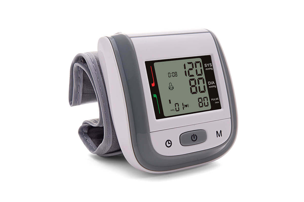 Wrist Blood Pressure Monitor BPW-1