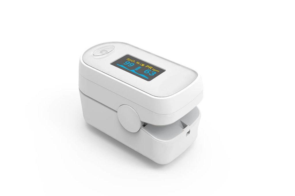 finger pulse oximeter C1