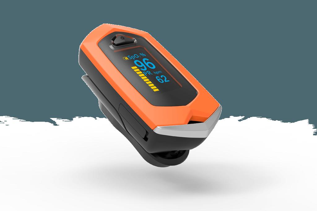 finger pulse oximeter oSports