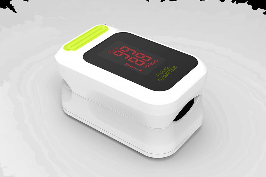 finger pulse oximeter b-85-2