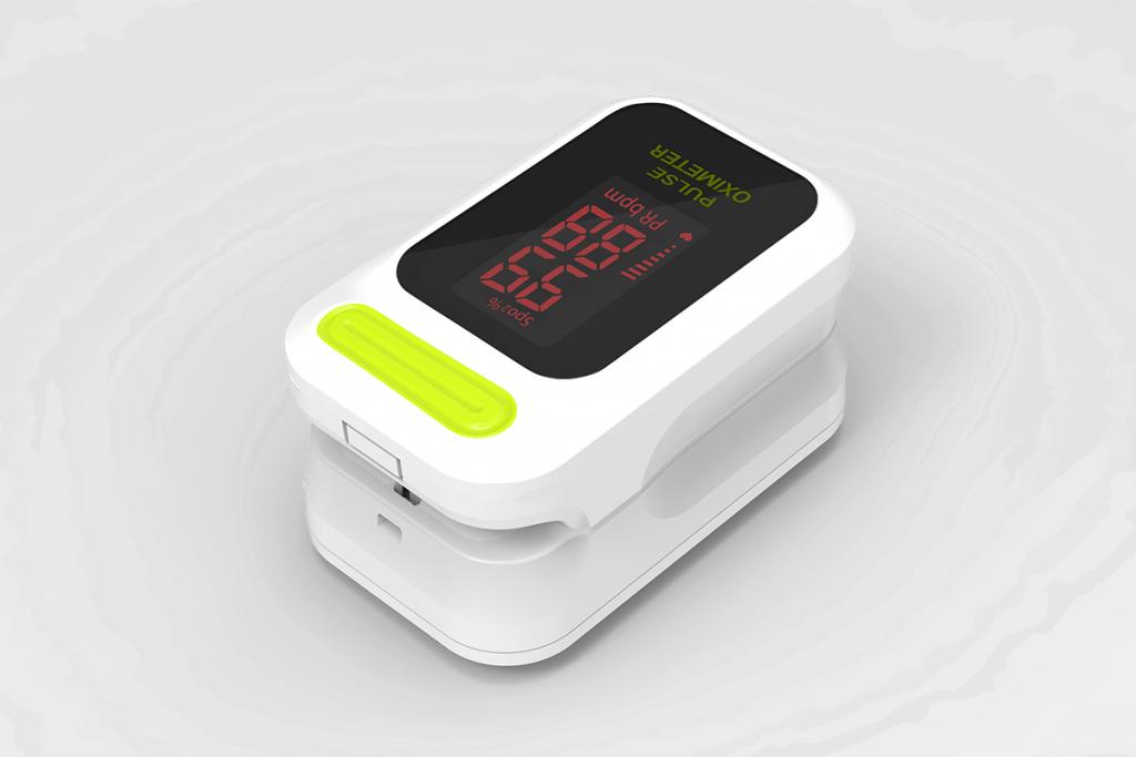 finger pulse oximeter b-85-4