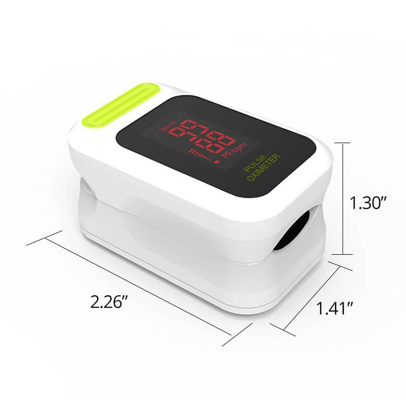 finger pulse oximeter b-85 size