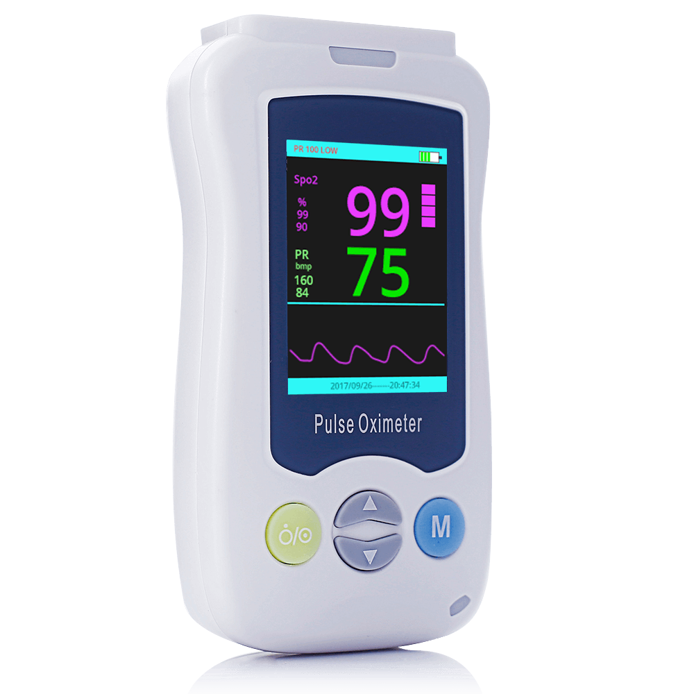 Handheld pulse oximeter B-820 mini
