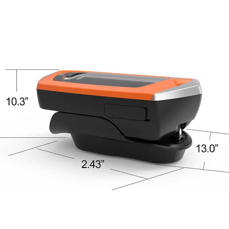 boxym finger pulse oximeter osports