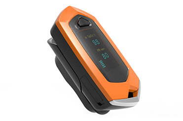 Fingertip Pulse Oximeter oSports