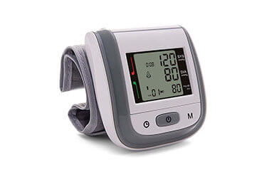 Wrist Blood Pressure Monitor BPW