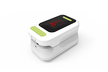 B83-LED fingertip oximeter