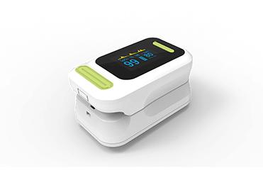 B83-OLED fingertip oximeter