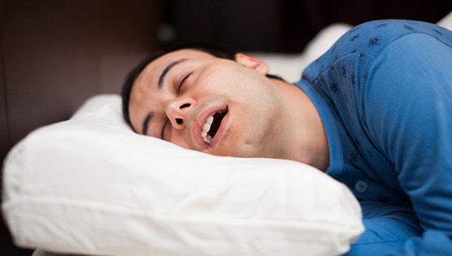 Sleep Apnea Syndrome (OSAHS) vs Blood Oxygen Saturation?