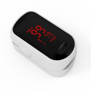 C1 LED: Fingertip Pulse Oximeter