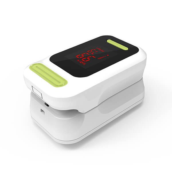 83 LED: Fingertip Pulse Oximeter 01