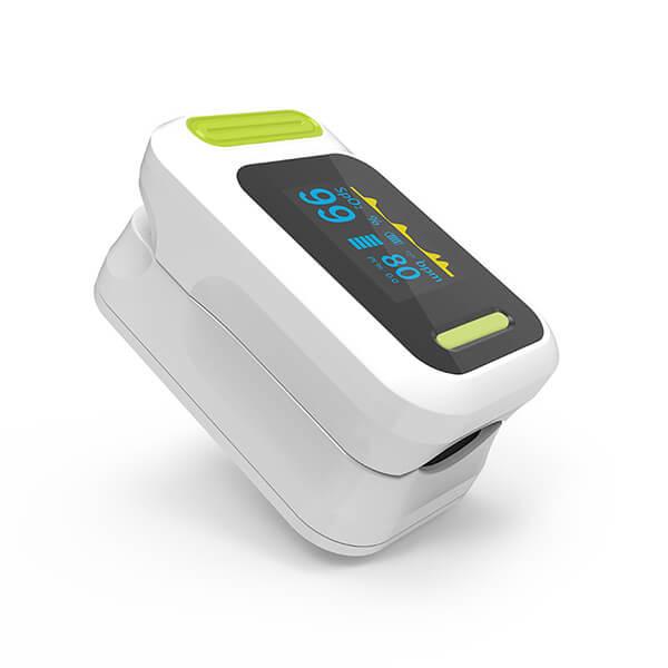 83 OLED: Fingertip Pulse Oximeter 03