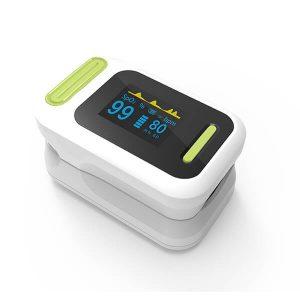 83 OLED: Fingertip Pulse Oximeter