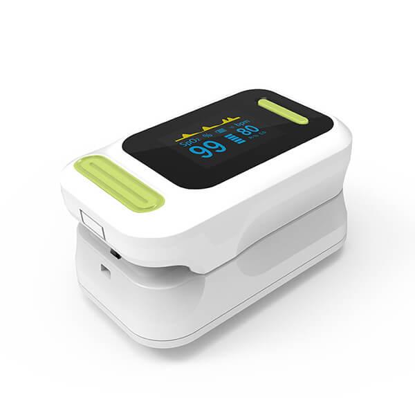 83 OLED: Fingertip Pulse Oximeter 01