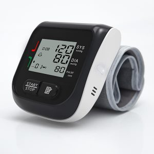 BPW2: Wrist Blood Pressure Monitor