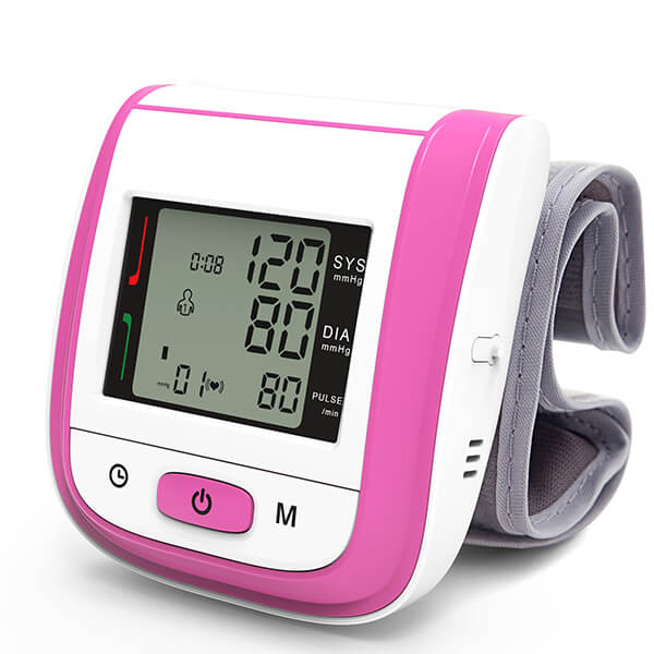 BPW1: Wrist Blood Pressure Monitor 001