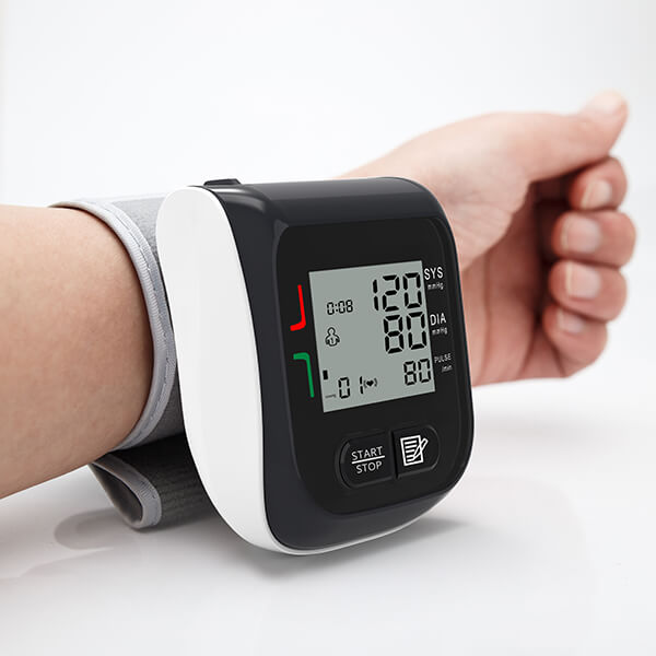 BPW2: Wrist Blood Pressure Monitor 008