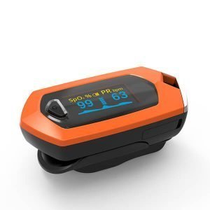 oSport: Fingertip Pulse Oximeter