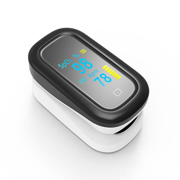 Ofit: Fingertip Pulse Oximeter with Touch