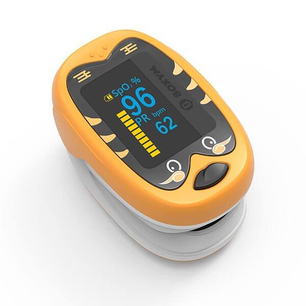 oKids: Finger Pulse Oximeter 001