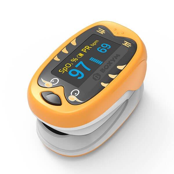 oKids: Finger Pulse Oximeter 004