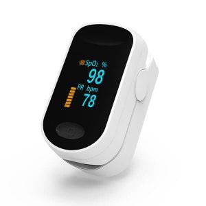C1 OLED: Fingertip Pulse Oximeter