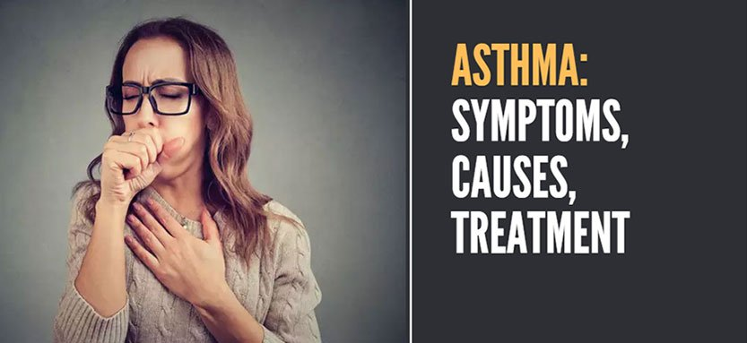 Asthma: Symptoms, Causes, Treatment