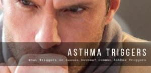 Asthma triggers