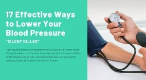 17 Effective Ways to Lower Your Blood Pressure