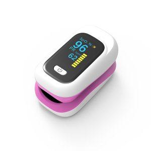 YK-80 OLED: Fingertip Pulse Oximeter