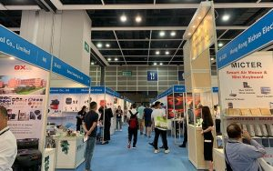 BOXYM Unveils Hong Kong Autumn Electronics Show with New Products